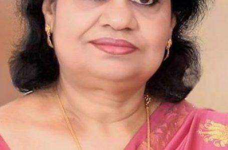 കുമരകം: ചെറുശ്ശേരിയില് ജെസ്സി ജയിംസ് (62) നിര്യാതയായി
