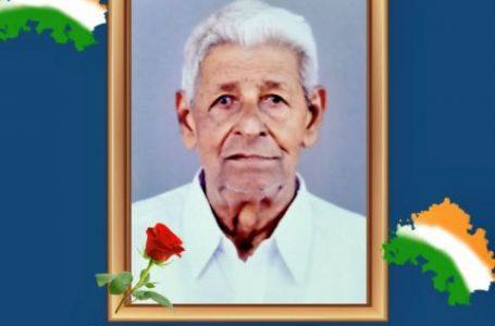 ഓണംതുരുത്ത്/കുറുമുള്ളൂർ: പാട്ടശ്ശേരിൽ വി എം മാണി  (97) നിര്യാതനായി
